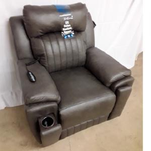 Southern MotionSilver Screen SoCozi Wall Saver Power Recliner w/Headrest