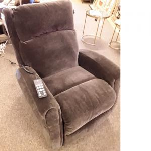 Southern MotionSaturn Power SoCozi Recliner w/Headrest & Zero-G
