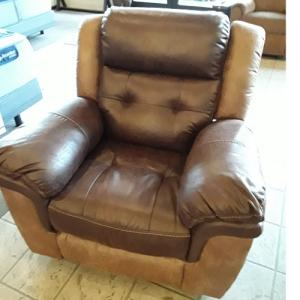 CheersGlider Recliner 2-Tone Sable