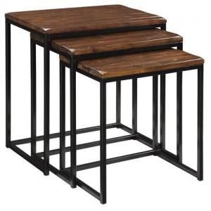 Coast To CoastThree Piece Nesting Tables