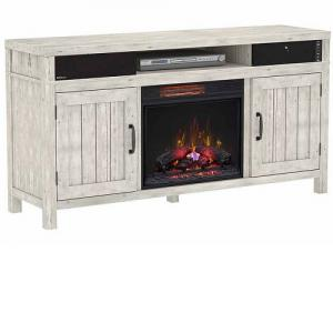 Classic FlameMelissa Fireplace Media Mantel w/Insert