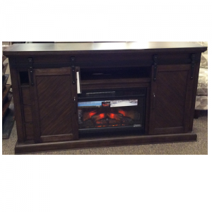 Classic FlameSouthgate Entertainment Fireplace Mantel With Insert