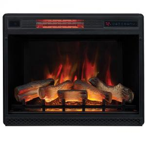 "Classic Flame28""3D Infrared Fireplace Insert"