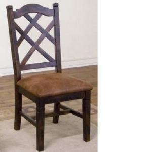 Sunny DesignsSanta Fe Crossback Side Chair