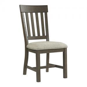 InterconSullivan Slat Back Upholstered Dining Chair