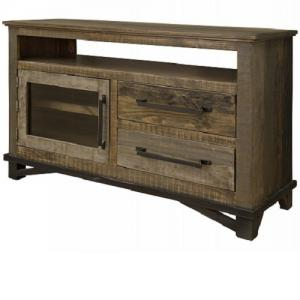 "Artisan IfdLoft Brown 52"" Entertainment Center"