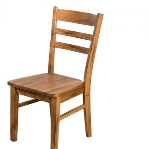 Sunny DesignsSedona Ladderback Side Chair w/Wood Seat