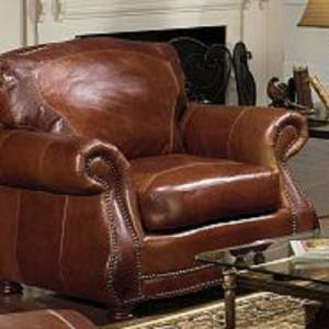 USA PremiumStationary Leather Chair