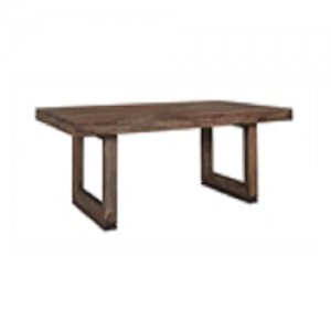 Coast to CoastJadu  Brownstone Dining Table