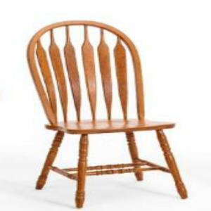 InterconClassic Oak Arrow Back Side Chair