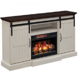 Classic FlameHogan Fireplace Mantel