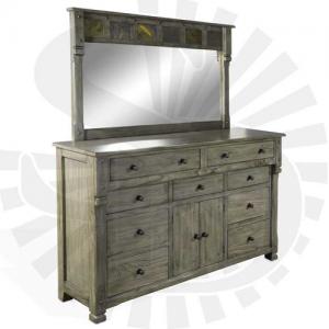 Sunny DesignsScottsdale 9 Drawer Dresser