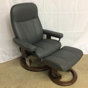 EkornesStressless Consul Medium Walnut Base