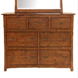 A-AmericaGrant Park 7 Drawer Dresser