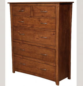 A-AmericaGrant Park 6 Drawer Chest
