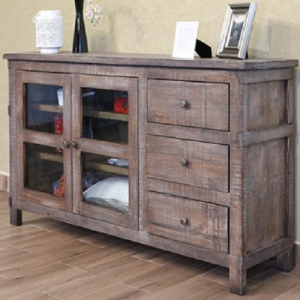 "Artisan IfdSan Angelo 60"" Stand w/3 Drawers and 2 Doors"