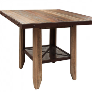 "Artisan IFD52"" Counter Height Dining Table"