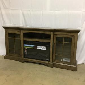 "Classic Flame72"" Entertainment Fireplace w/26II322FGL.Insert"