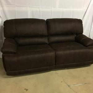 CheersPower Two Seat Reclining Sofa