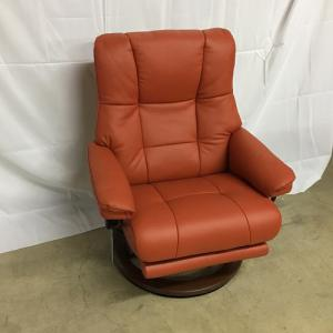 EkornesStressless Mayfair Large w/Leg Comfort/Brown Base