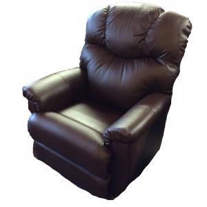 La-z-BoyLancer Leather Power Recliner