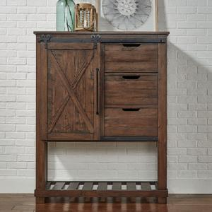 A-AmericaSun Valley Large Barn Door Chest