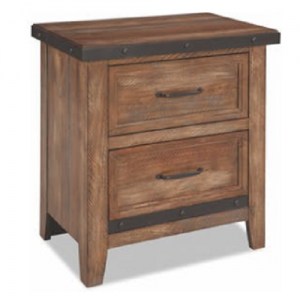 InterconTaos 2 Drawer Nightstand