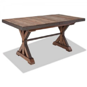 InterconTaos Trestle Table