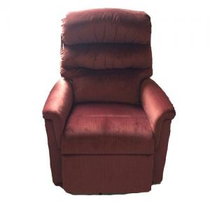 Ultra ComfortLarge Lift Recliner w/ Heat & Massage