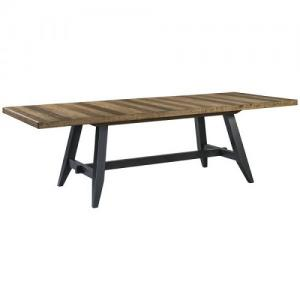 InterconUrban Rustic Trestle Dining Table