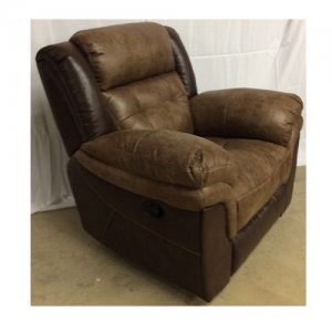 CheersGliding Recliner 2-Tone