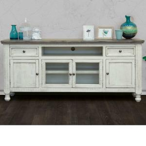 "Artisan IfdStone 70"" Entertainment Center"