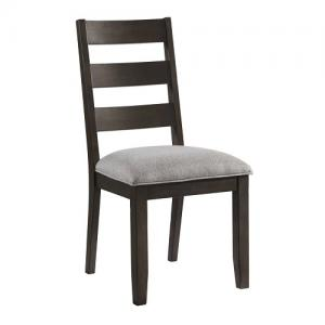 InterconBeacon Ladder Upholstered Back Side Chair