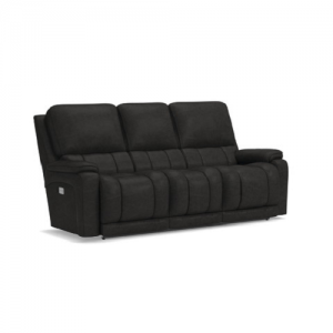 La-z-BoyGreyson Leather Power Reclining Sofa w/Headrest