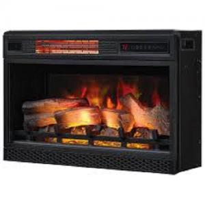 "Classic Flame26""3D Infrared Fireplace Insert"