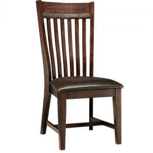 InterconHayden Slat Back Side Chair