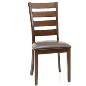 InterconKona Ladder Back Upholstered Dining Chair