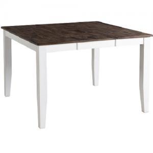 """InterconKona 54"""" Gathering Table w/Butterfly Leaf"""