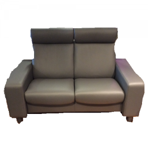 EkornesStressless Pause High Back Reclining Loveseat