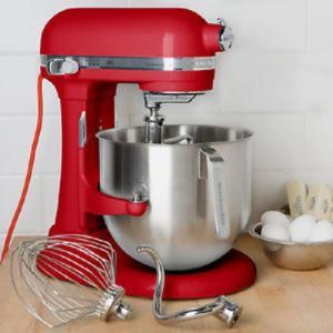 KitchenAidCommercial Series 8-Qt Bowl Lift Stand Mixer