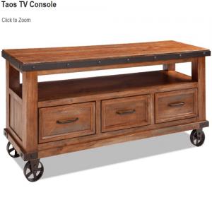 """InterconTaos 60"""" TV Console"""